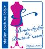 Bouts de fils et Bouts d'tissus – Atelier et cours de couture Paris 5ème Logo